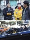 """'한끼줍쇼' 로꼬·그레이, 한겨울 오픈카 드라이브 """"야, 타!"""""""