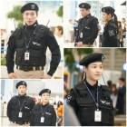 '여우각시별' 김경남·이수경, 제복 액션X메이크업 최소화…공항보안팀 변신
