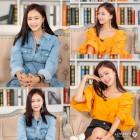'쇼 프리티' 홍수현, 머리부터 발끝까지 빛나는 '여신 비주얼'