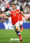 러시아 스타 골로빈, AS 모나코 입단… 이적료 3,000만 유로
