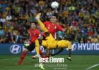 1-1 무승부… 한국, 다 잡은 승리 놓쳤다