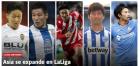 스페인 매체, 라 리가 '韓·中·日 축구 확장세' 주목