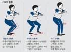 '오다리'라면 발 모아 스쿼트, 근력 부족하면 넓게 벌려야
