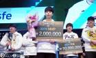 아스페 김희성, 서든 챔스 결승 MVP