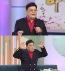 """'아침마당' 김학래, 대선배 남보원에 """"영원한 종"""" 애교"""
