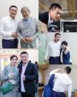 '미스 마' 최광제, 윤해영-동방우-최승훈과 '다정 케미' 비하인드 컷 공개