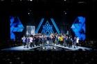 '프로듀스 X 101' 연습생 런웨이 쇼서 매력 어필…22일 프로필 업로드