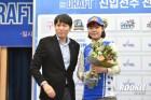 """1순위 박지현의 WKBL 데뷔, 위성우 감독 """"서두르지 않겠다"""""""