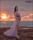 '임신 6개월' 여전히 아름답고 우아한 김효진