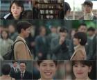 '남자친구' 박보검, 외로운 송혜교에게 따뜻한 손길··· 심장 두드리는 '숨멎 엔딩'