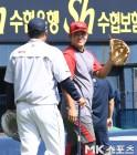 정의윤 `조인성 코치님, 안녕하세요`