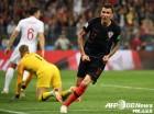 '크로아티아 월드컵 준우승' 만주키치 국가대표 은퇴