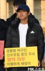 정수빈 `경찰청야구단 선수모집 중단 유보를 호소합니다`