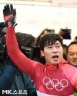 '아이언맨' 윤성빈, 월드컵 4차 銀…전 대회 메달 석권