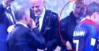 프랑스 우승 시상 중 메달 도난 사건 발생? 의심 폭증