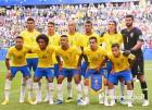 브라질, 10월 A매치 23인 명단 발표...제주스-히샬리송 포함