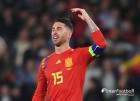 '4경기 연속골' 라모스, 허벅지 부상 의심...스페인 비상