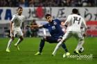 '사카이 헤딩골' 일본, 베네수엘라와 1-1 무...4연승 실패