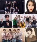 """""""수능 좋은 결과 있길""""… BTS·엑소·세븐틴·아이즈원 등, ★들의 수험생 응원"""