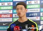 """'사포 논란' 황희찬이 바라본 한국-이란전?… """"강한 팀인 것 알아"""""""
