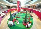 레고코리아, 스타필드 고양서 '크리스마스 빌리지' 오픈… 6m 대형 크리스마스 트리 전시
