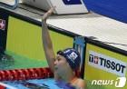 김서영, 개인혼영 은메달·안세현, 접영 100m 동메달 (종합)