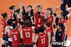 미리보는 결승전? 여자 배구, 다음 상대는 '주팅의 중국'