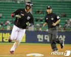 '신인 홈런 역대 3위' KT 강백호, 김기태-박재홍만 남았다