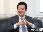"""홍순헌 구청장 """"해운대발전 중심엔 '사람'이 있다"""""""