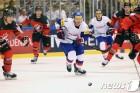 남자 아이스하키 대표팀, 유로아이스하키챌린지로 새 시즌 돌입
