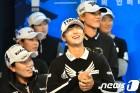 박성현 '경기 기대해 주세요'