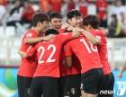 '황의조-김민재 연속골' 한국, 중국 완파…3연승 조 1위 (종합)