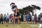 오수현, LPGA투어 한다 빅 오픈 공동 2위…셀린 부티에 우승