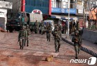 다시 불붙은 '화약고' 카슈미르…총격전에 인도군 사망