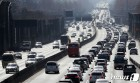 토요일 전국 고속도로 다소 혼잡…일부 구간 정체 시작