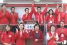 공식선거운동 첫 주말…여야 지도부 이틀째 창원에 '올인'