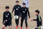 김학범호, U23 챔피언십 예선서 캄보디아 6-1 대파
