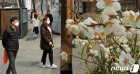 전북(26일, 화)…미세먼지 나쁘지만 포근