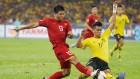 박항서의 베트남, 말레이시아와 무승부…2차전서 결판
