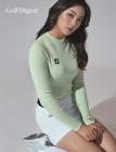 박결, 4년 연속 KLPGA 홍보 모델 발탁