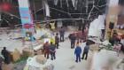 개장 하루 앞둔 말레이 쇼핑몰 폭발…3명 숨져