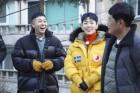 '한끼줍쇼' 로꼬·그레이, 한겨울 오픈카 타고 등장…규동 '당황'