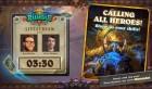 라그나로스의 귀환? 마법사의 로아 공개된 하스스톤 '대난투' 첫 카드 공개 방송