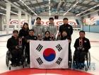 """""""다시 시작하는 휠체어컬링 오벤져스"""" 2018년 첫 국제대회 우승 쾌거"""