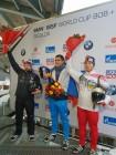 윤성빈 IBSF 월드컵 1차 대회 3위로 순조로운 출발
