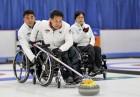 한국 휠체어컬링, 슬로바키아 격파...2승1패