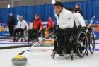 한국 휠체어컬링 대표팀, 스위스 꺾고 세계선수권 4강 진출