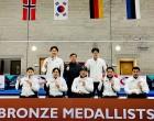 한국 휠체어컬링 대표팀,노르웨이 꺾고 세계선수권 동메달!!