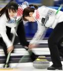 여자컬링,핀란드에 패…세계선수권 예선 6승 2패