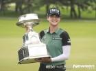 박성현, ESPY 선정 최고의 여성 골퍼…한국 여자 골퍼 최초